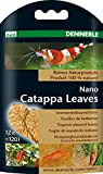 Dennerle Nano Catappa Leaves - natüliche Wasserpflege und Nahrungsergänzung fürs Aquarium